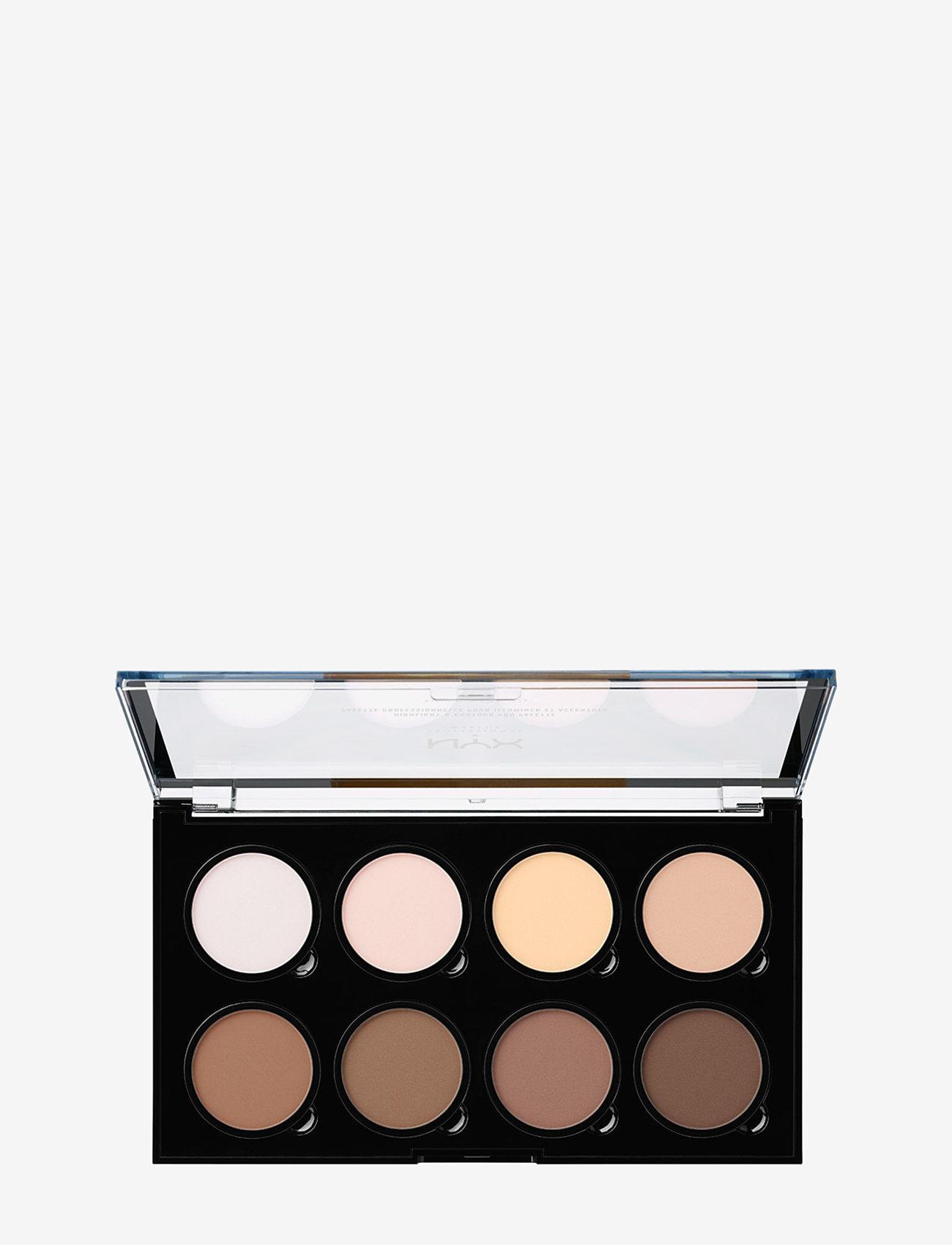 Nyx Contour Palette Singles