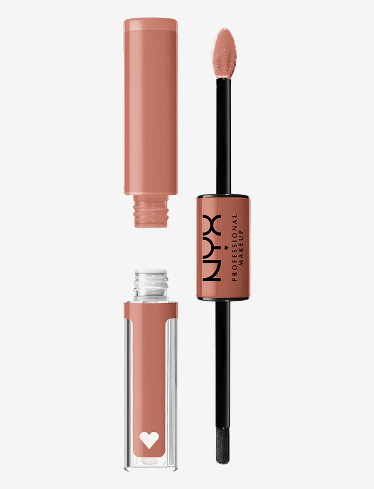 NYX PROFESSIONAL MAKEUP - Shine Loud Pro Pigment Lip Shine - liquid lipstick - global citizen - 0