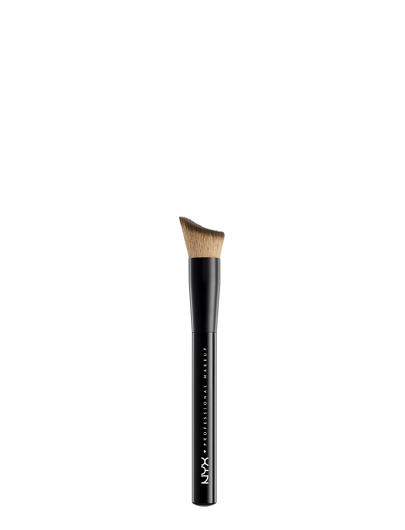 Image of Custom Drop Foundation Brush Beauty WOMEN Makeup Makeup Brushes Face Brushes Nude NYX PROFESSIONAL MAKEUP (3158631515)