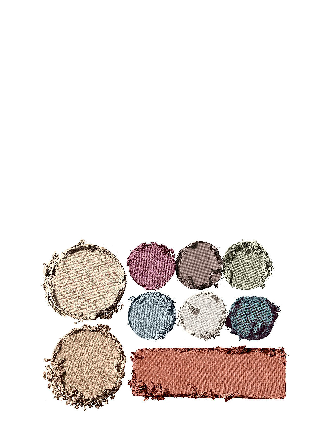 Image of Contour Intuitive™ Palette (Eye Scultping Shadow Palette/S Beauty WOMEN Makeup Eyes Eyeshadow Palettes Multi/mønstret NYX PROFESSIONAL MAKEUP (3158631469)