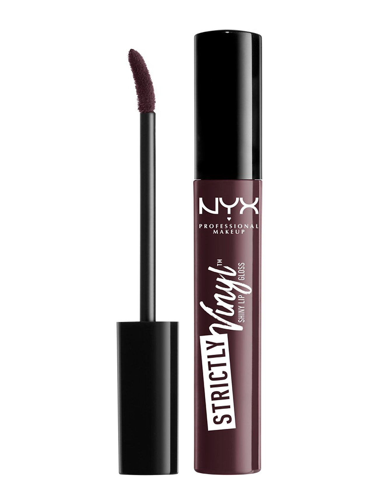Image of Strictly Vinyl Lip Gloss Lipgloss Makeup Lilla NYX PROFESSIONAL MAKEUP (3158632775)