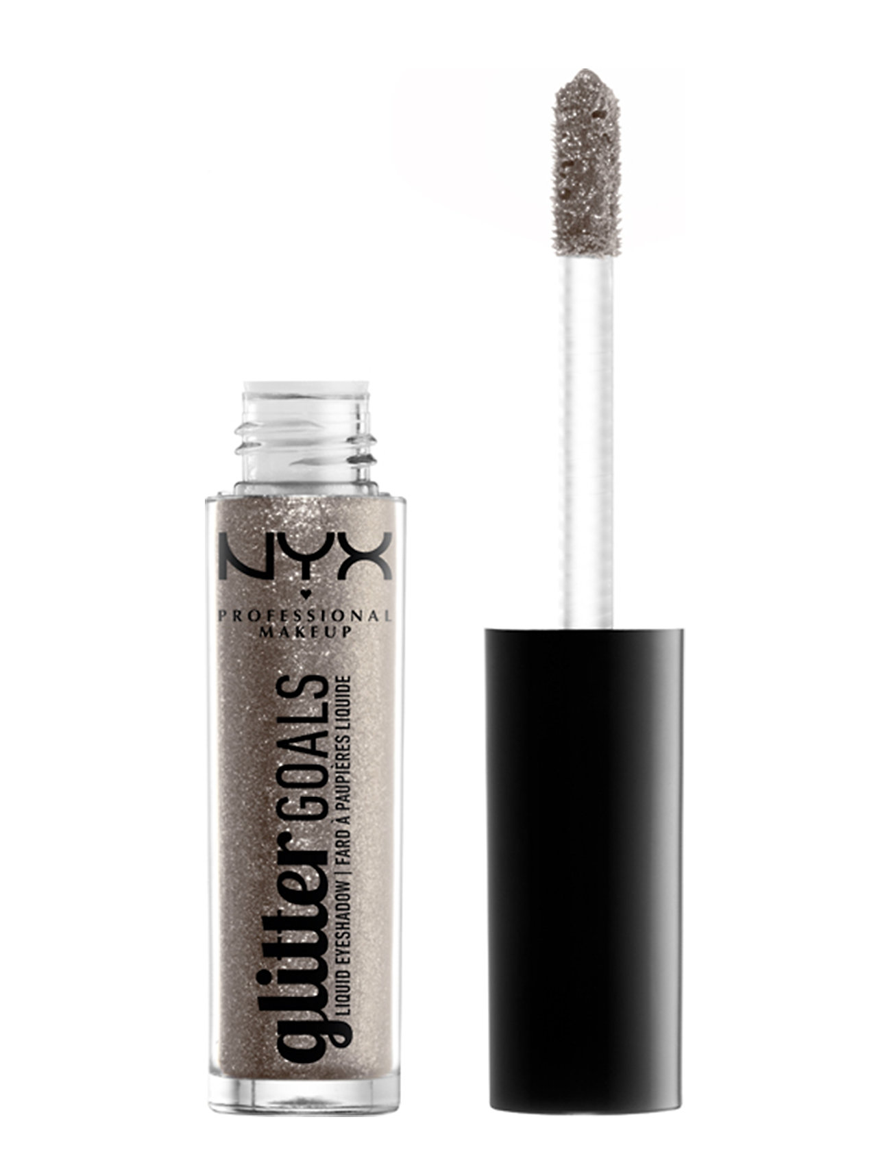 NYX PROFESSIONAL MAKEUP GLITTER GOALS LIQUID EYESHADOW - OUI OUT