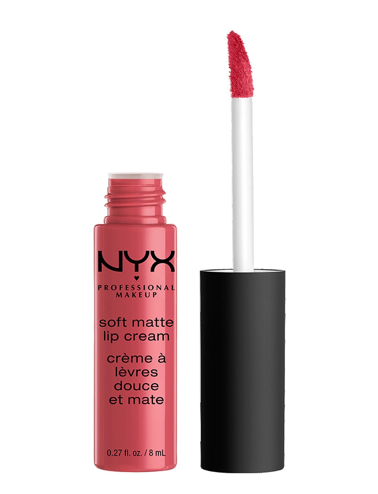 Image of Soft Matte Lip Cream Lipgloss Makeup Lyserød NYX PROFESSIONAL MAKEUP (3158628127)