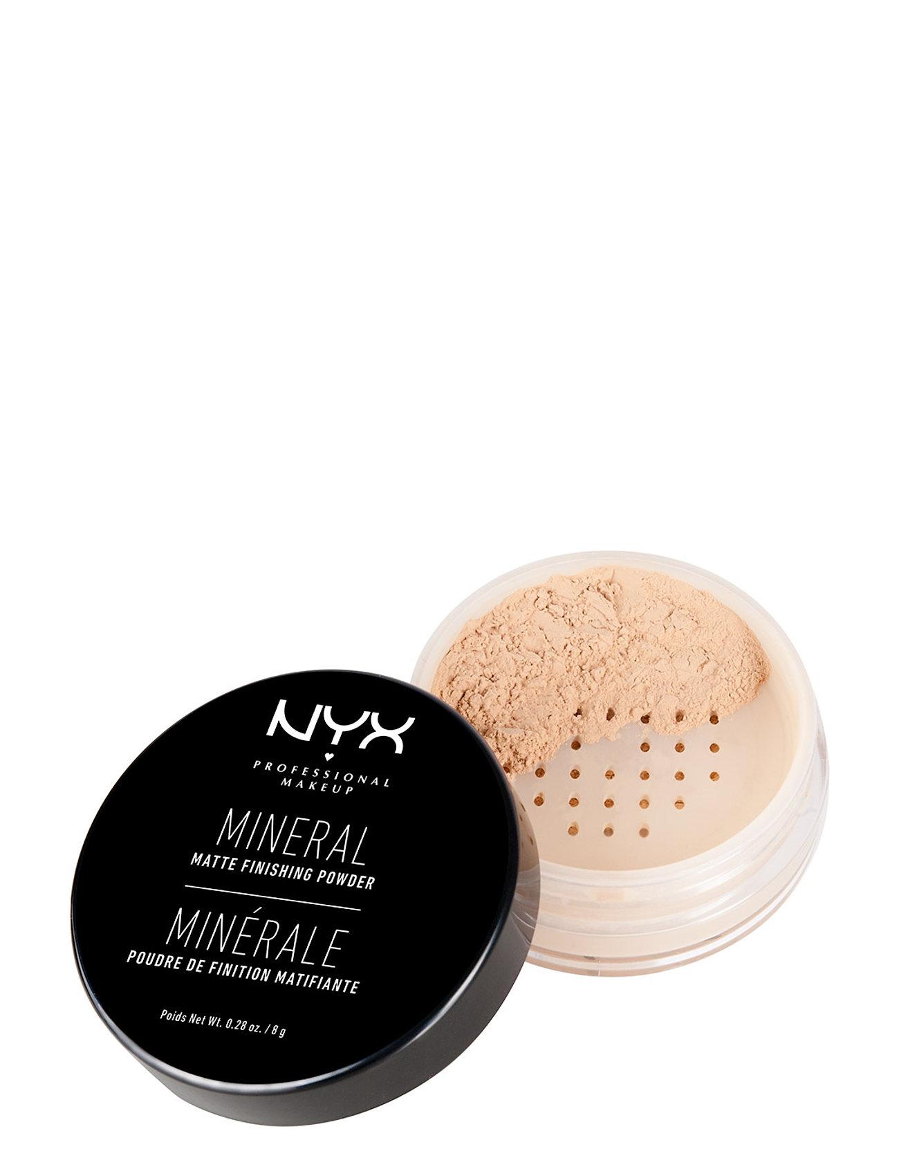 Image of Mineral Finishing Powder Pudder Makeup NYX PROFESSIONAL MAKEUP (3379134757)