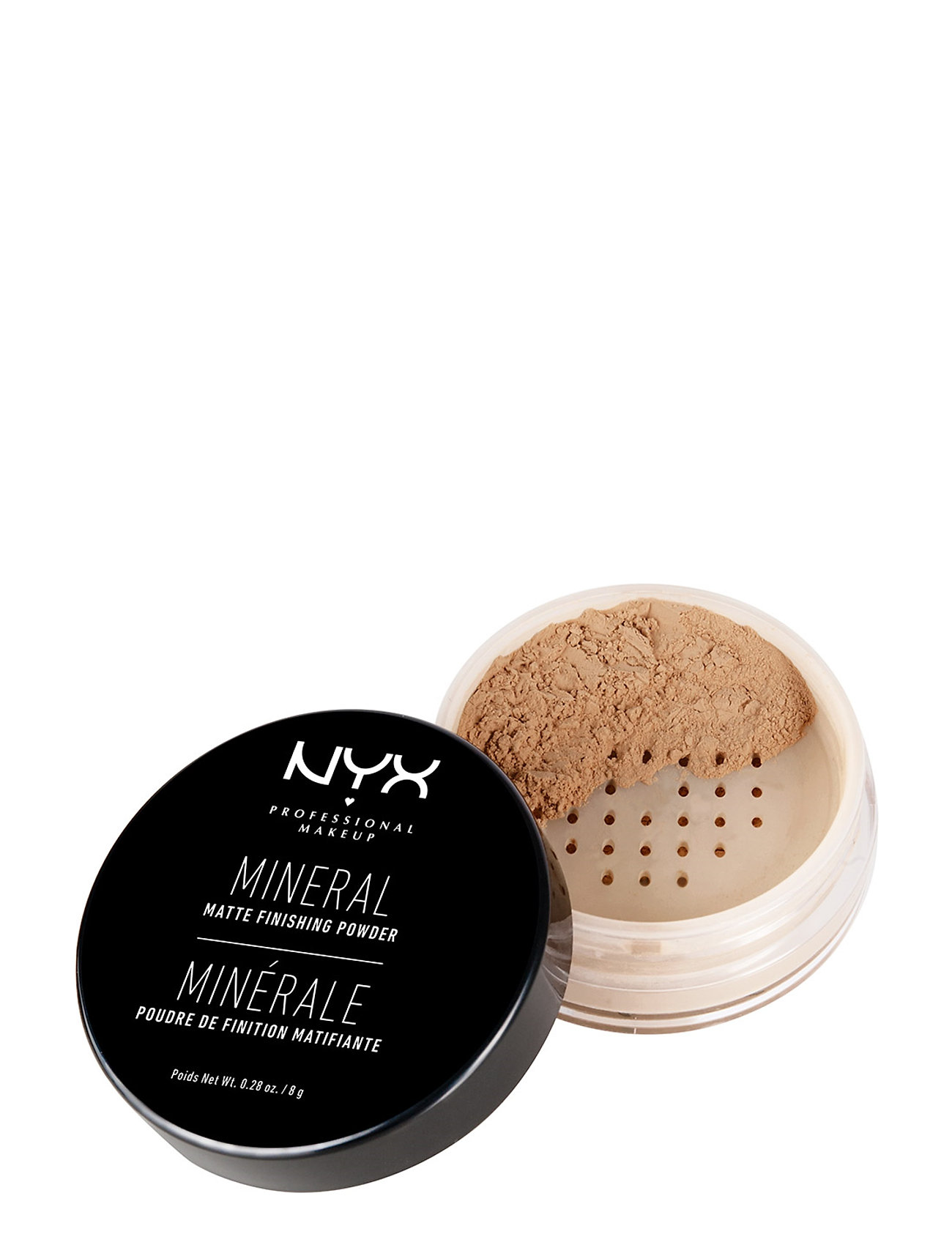 Image of Mineral Finishing Powder Pudder Makeup NYX PROFESSIONAL MAKEUP (3379134941)