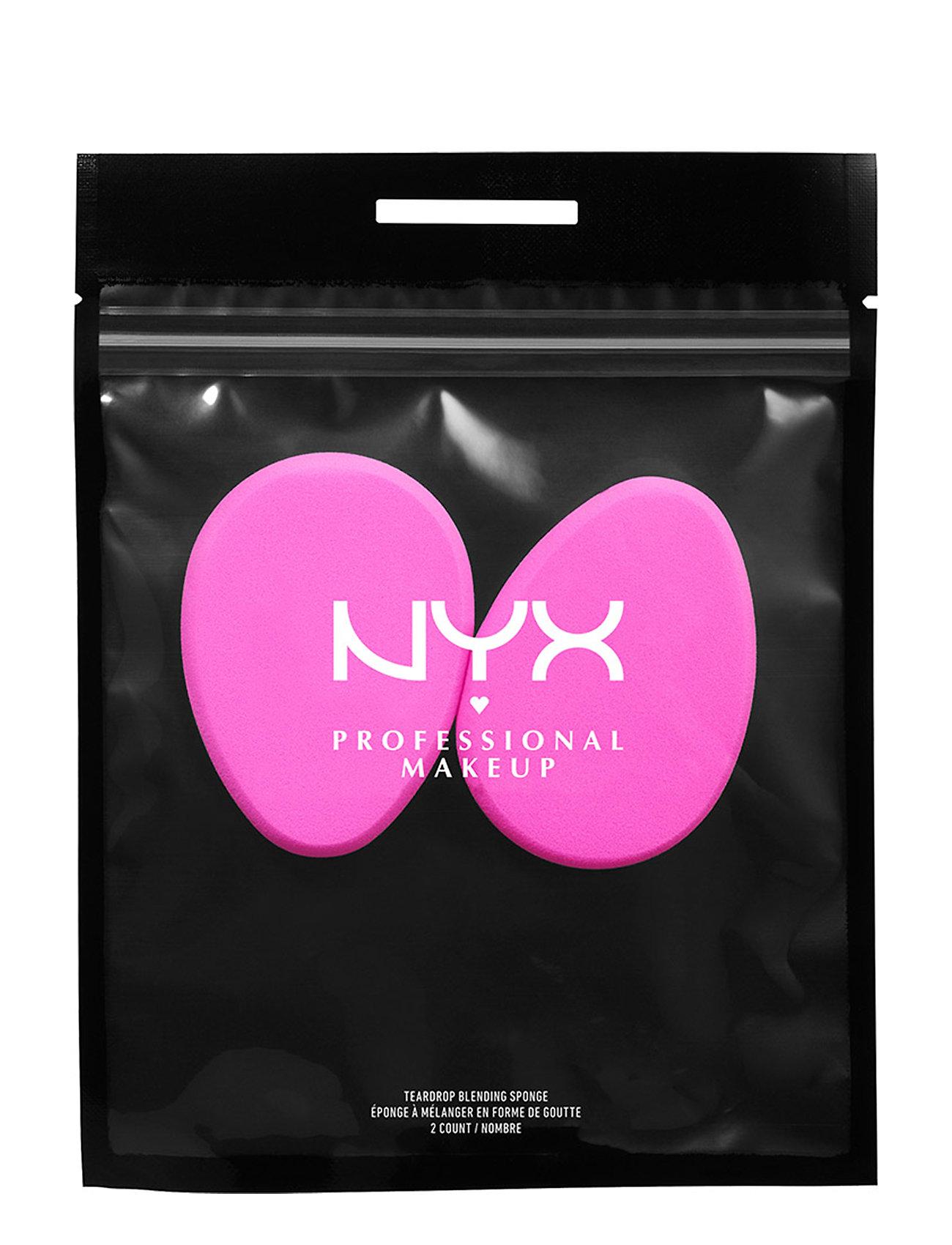 Image of Latex Free Tear-Drop Blending Sponge Beauty WOMEN Makeup Sponges & Applicators Sort NYX PROFESSIONAL MAKEUP (3439404069)