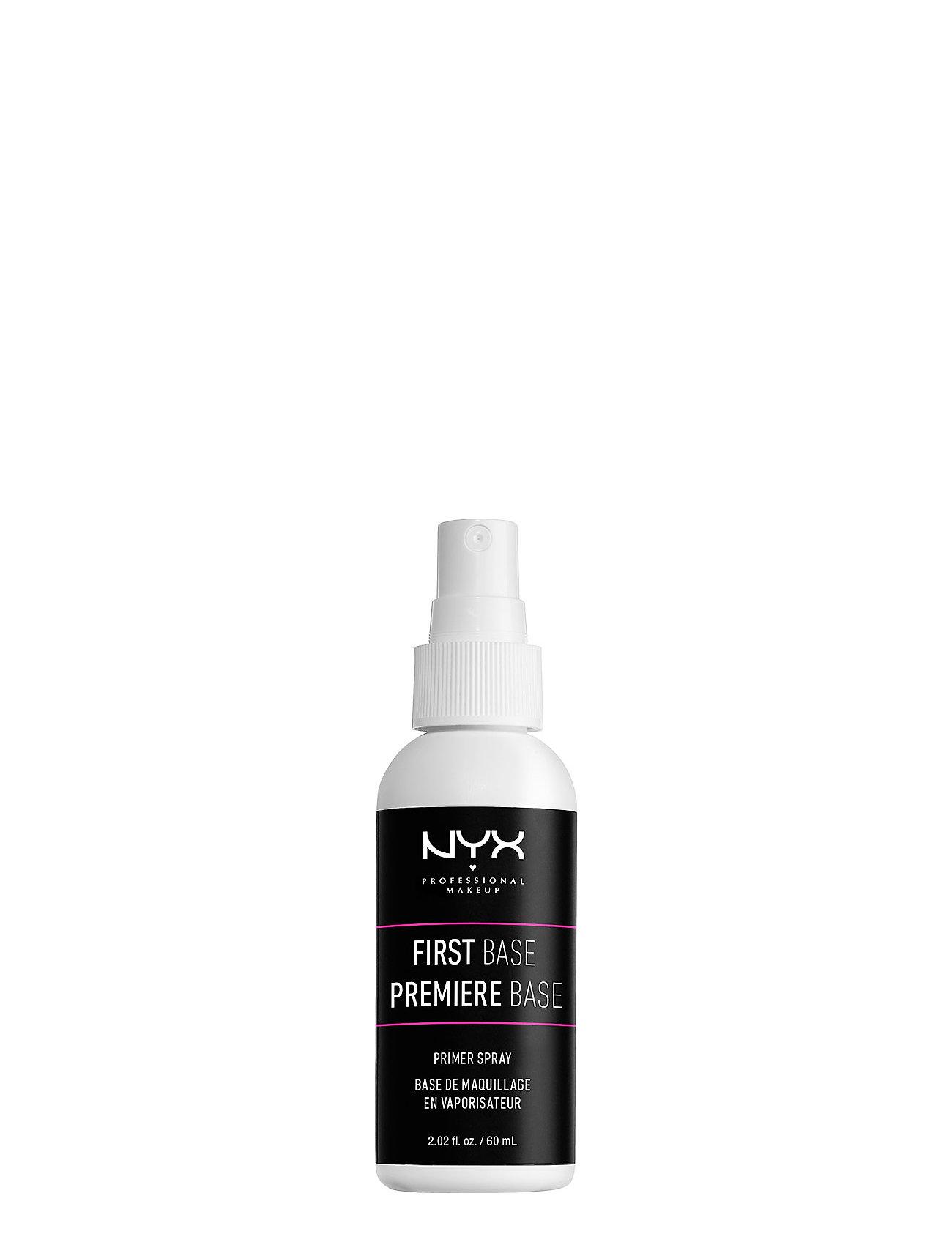 Image of First Base Makeup Primer Spray Makeupprimer Makeup Multi/mønstret NYX PROFESSIONAL MAKEUP (3414619241)