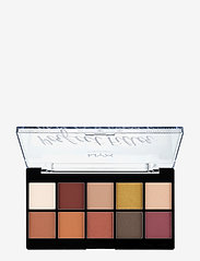 NYX PROFESSIONAL MAKEUP - PERFECT FILTER SHADOW PALETTE - Ögonskuggspalett - rustic antique - 2