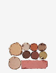 NYX PROFESSIONAL MAKEUP - CONTOUR INTUITIVE™ PALETTE (EYE SCULTPING SHADOW PALETTE/S - Øjenskyggepalet - shade 02 - 2