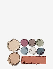 NYX PROFESSIONAL MAKEUP - CONTOUR INTUITIVE™ PALETTE (EYE SCULTPING SHADOW PALETTE/S - Øjenskyggepalet - shade 03 - 2