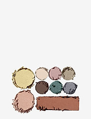 NYX PROFESSIONAL MAKEUP - CONTOUR INTUITIVE™ PALETTE (EYE SCULTPING SHADOW PALETTE/S - Øjenskyggepalet - shade 05 - 2