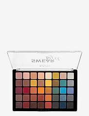 NYX PROFESSIONAL MAKEUP - Swear By It Shadow Palette - luomiväripaletti - no colour - 2