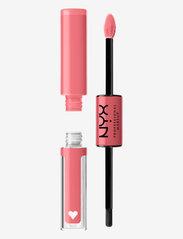 NYX PROFESSIONAL MAKEUP - Shine Loud Pro Pigment Lip Shine - liquid lipstick - born to hustle - 0