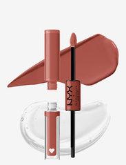 NYX PROFESSIONAL MAKEUP - Shine Loud Pro Pigment Lip Shine - liquid lipstick - ambition statement - 3