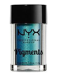 Pigment Eyeshadow - PEACOCK