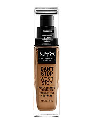 Can't Stop Won't Stop Foundation - CINNAMON