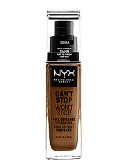 Can't Stop Won't Stop Foundation - SIENNA