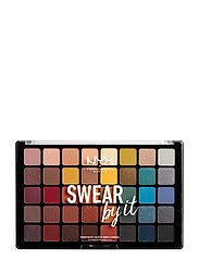 Swear By It Shadow Palette - NO COLOUR