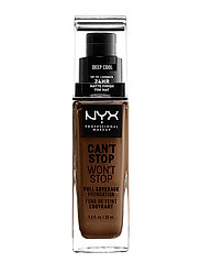 Can't Stop Won't Stop Foundation - DEEP COOL