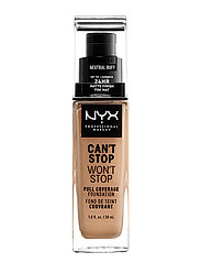 Can't Stop Won't Stop Foundation - NEUTRAL BUFF