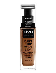 Can't Stop Won't Stop Foundation - WARM CARMEL