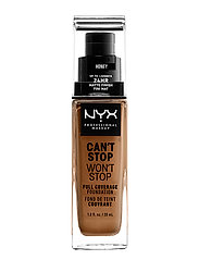 Can't Stop Won't Stop Foundation - HONEY