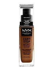 Can't Stop Won't Stop Foundation - WARM MAHOGANY