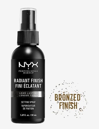Radiant Make-Up Setting Spray - setting spray - tbc03