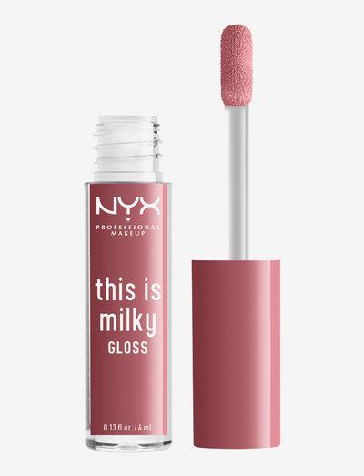 This Is Milky Gloss - läppglans - cherry