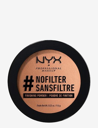 NOFILTER Finishing Powder - pudder - deep golden