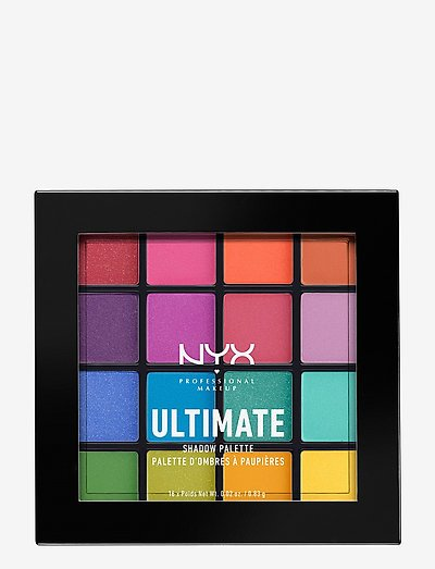 ULTIMATE SHADOW PALETTE - luomiväripaletti - brights