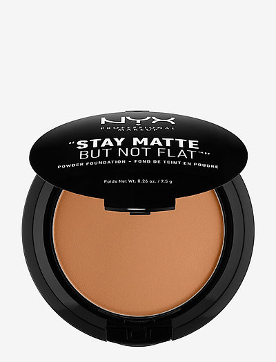STAY MATTE BUT NOT FLAT POWDER FOUNDATION - DEEP OLIVE