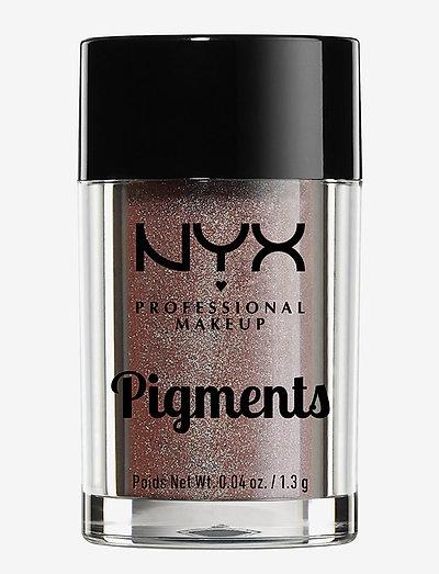 Pigment Eyeshadow - Ögonskugga - metallic velvet