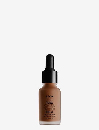 TOTAL CONTROL DROP FOUNDATION - meikkivoide - cocoa