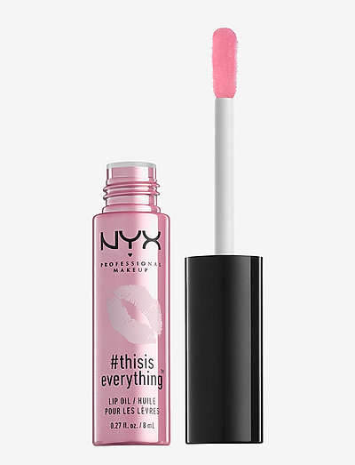 #THISISEVERYTHING LIP OIL - plumper - no color