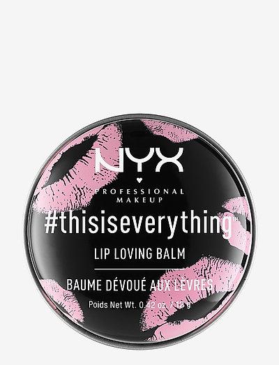 Thisiseverything Lip Balm - huulirasva - no colour