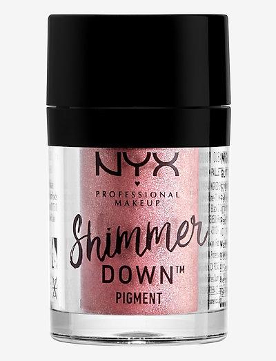 Shimmer Down Pigment Mauve Pink - Øjenskygge - mauve pink