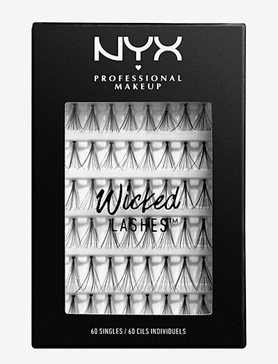 Wicked Lashes Singles - ripset - no colour