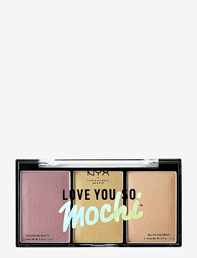 LOVE YOU SO MOCHI HIGHLIGHTING PALETTE - highlighter - lit lfe