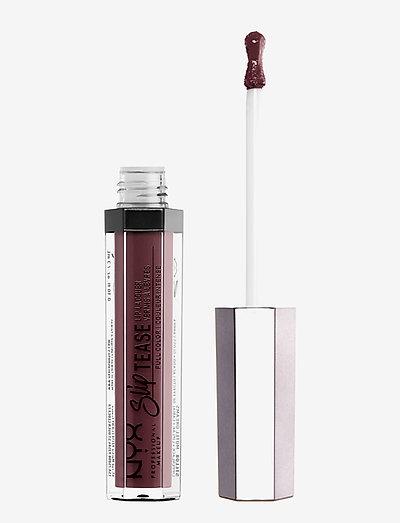 SLIP TEASE LIP LACQUER - liquid lipstick - mtl drms
