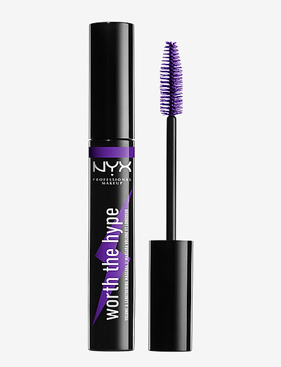 WORTH THE HYPE COLOR MASCARA - PURPLE
