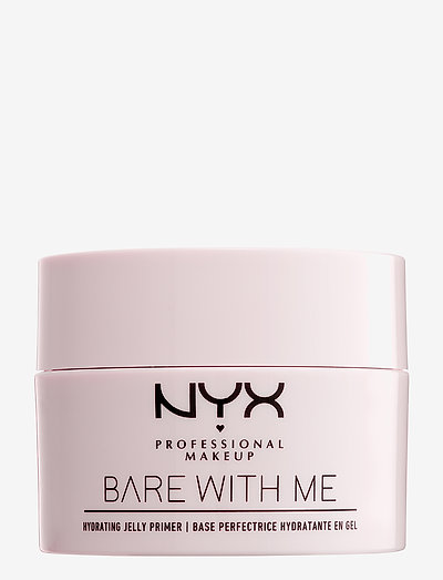 Bare With Me Hydrating Jelly Primer - primer - translucent