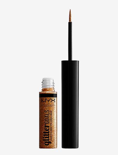 Glitter Goals Liquid Eyeliner - silmänrajauskynä - chamomile