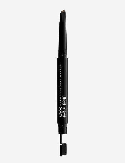 Fill & Fluff Eyebrow Pomade Pencil - Ögonbrynspenna - auburn