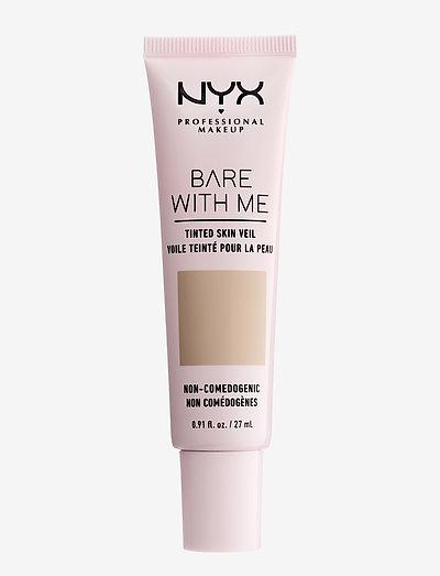Bare With Me Tinted Skin Veil - bb- & cc-cream - true beige buff