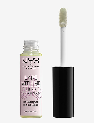 Bare With Me Hemp Lip Conditioner - leppepomade - no colour