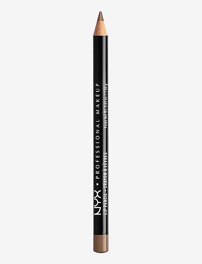 Slim Lip Pencil Cappuccino - lipliner - cappuccino
