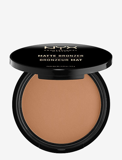 MATTE BODY BRONZER - aurinkopuuteri - medium