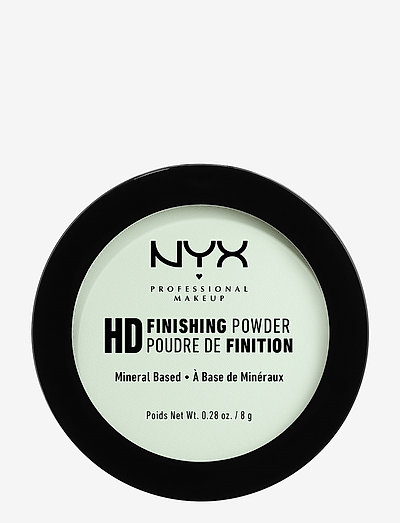 HIGH DEFINITION FINISHING POWDER - puder - mint green