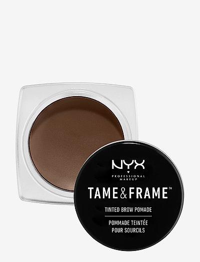 TAME & FRAME TINTED BROW POMADE - Øjenbrynsgel - brunette